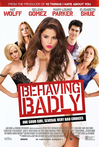 Behaving Badly (BRRip HD Inglés Subtitulada) (2014)
