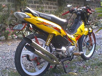Honda Nice 110