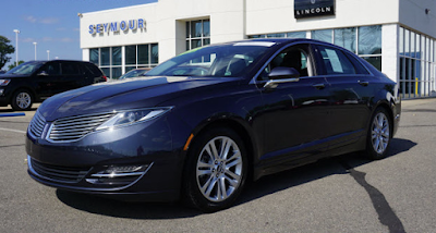 Certified Pre-Owned 2013 Lincoln MKZ Hybrid for Sale inGrass Lake, MI