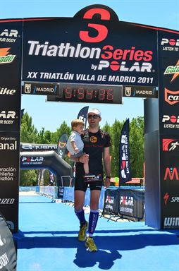 XX TRIATHLON VILLA DE MADRID