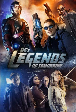 Legends of Tomorrow Season 1 | Eps 01-16 [Complete]