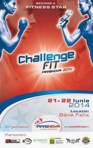 CHALLENGE FIT ARS NOVA 2014
