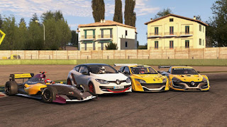 Project CARS Renault Sport Car Pack