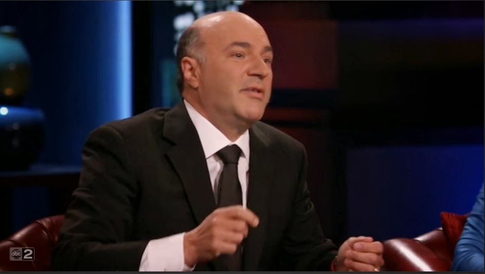 shark tank kevin o'leary devil