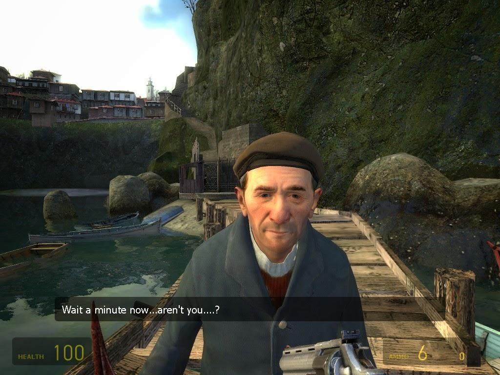 Half Life 2: Lost Coast
