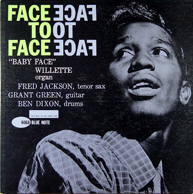 Baby Face Willette - Face to Face 1961 (Blue Note)