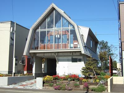 星置の家 2005 札幌