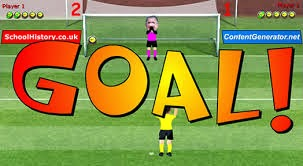 Free online soccer games penalty fever
