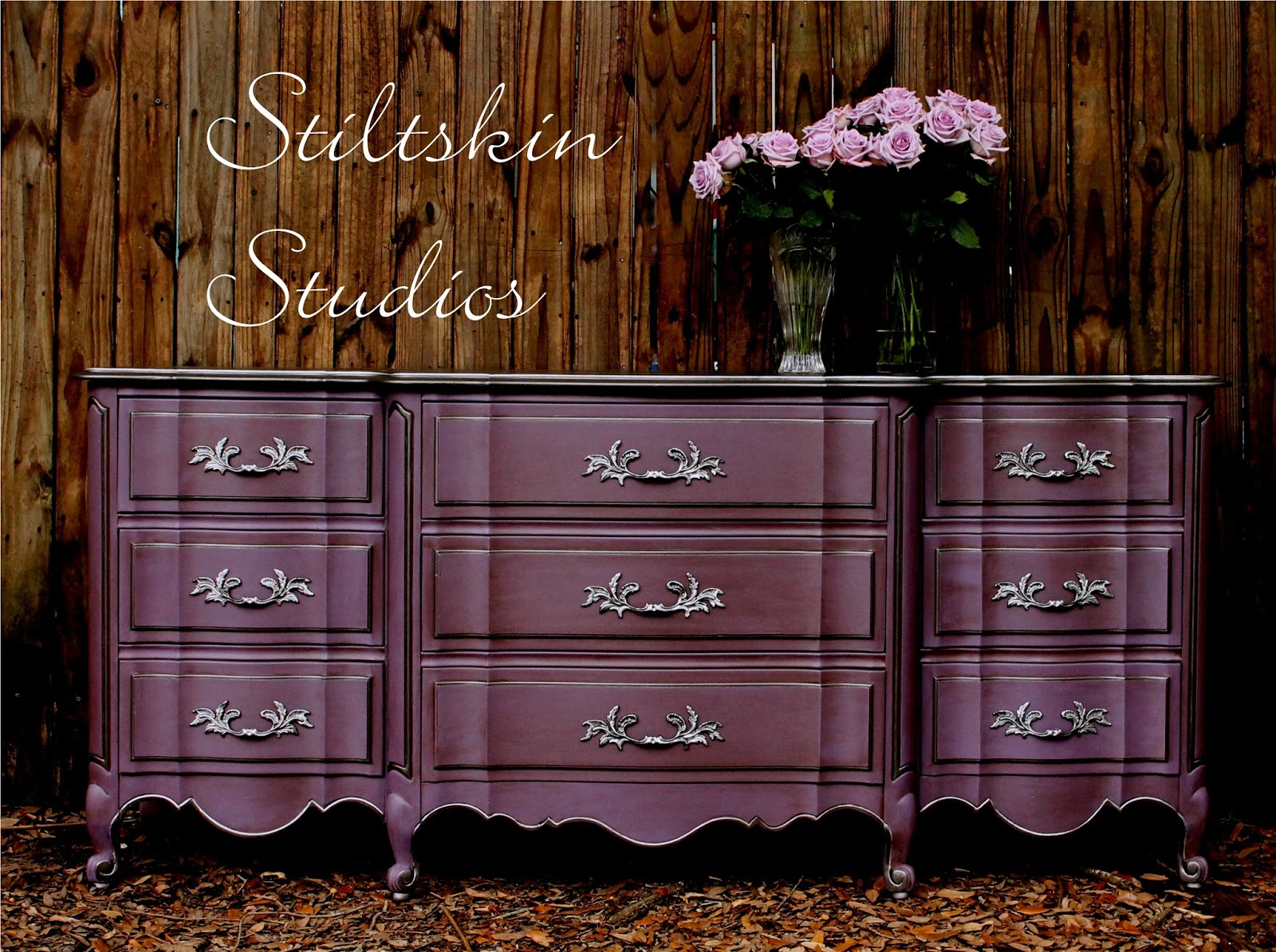 dark purple furniture. Stiltskin Studios: Lush. Dark Purple Furniture