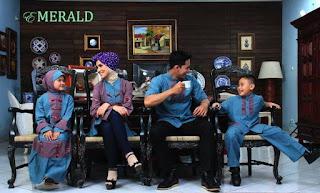 Aneka Pilihan Baju Muslim Keluarga untuk Lebaran