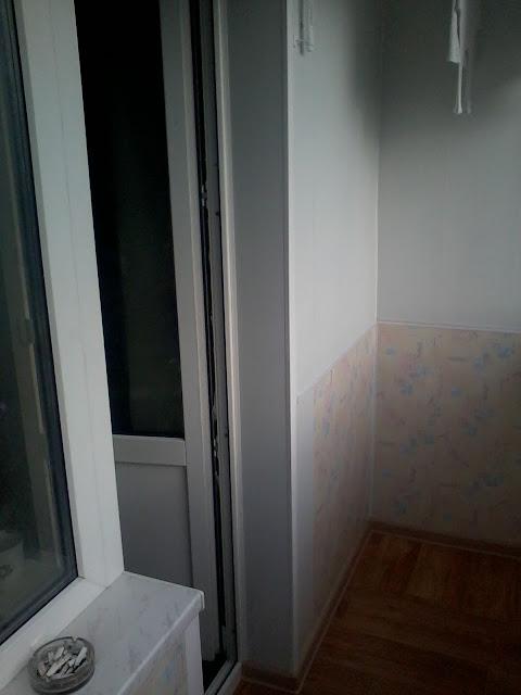 Ремонт балкона описание и фото