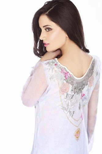 Gohar Textile Summer Collection 2014 By Armeena Kahn