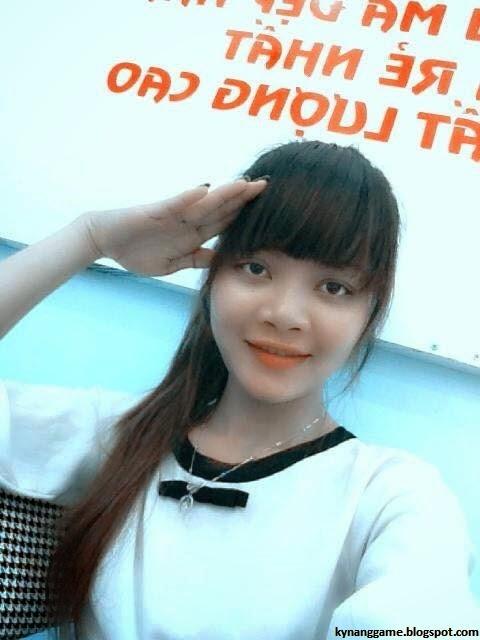 Thí sinh dự thi Nữ Hoàng Cổ Động Trương Thị Chúc Ly 2