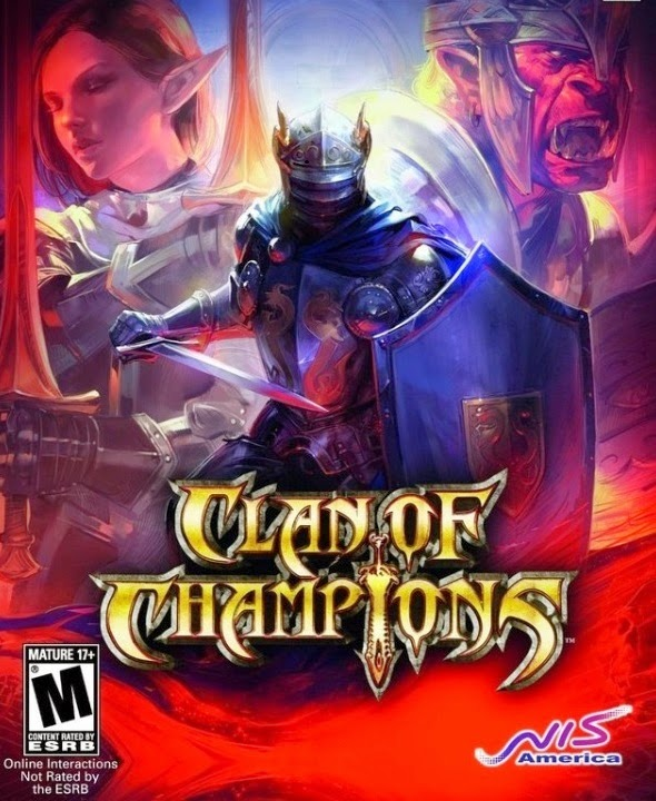 Clan Of Champions Game PC
