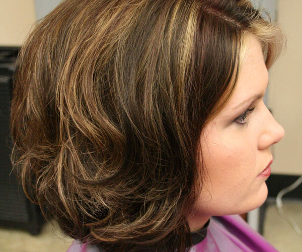 hairstyles layered bob - photo #28