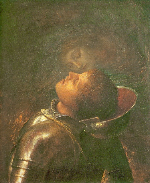 George Watts,symbolist painting, famous painting