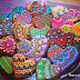 MEHNDI NIGHTS: Henna Heart Biscuits