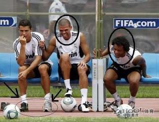 Kumpulan Foto-Foto Lucu Cristiano Ronaldo