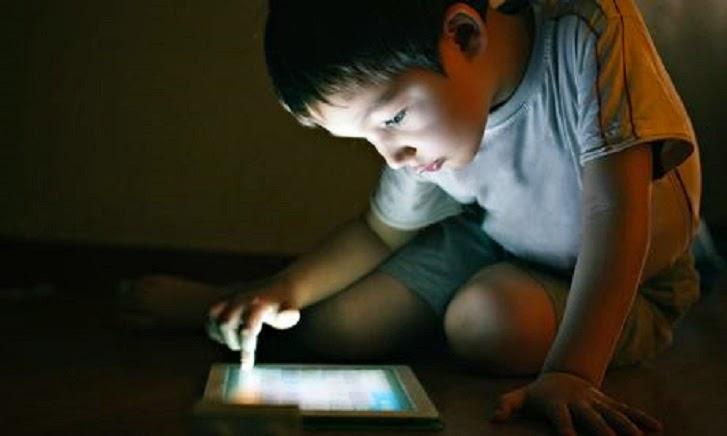 Satu Dari Tiga Anak Di Inggris Memiliki Tablet