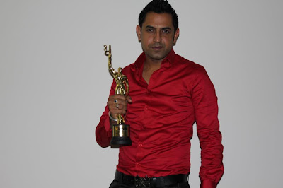 PIFFA Best Actor Award - Gippy Grewal - Jihne Mera Dil Luteya