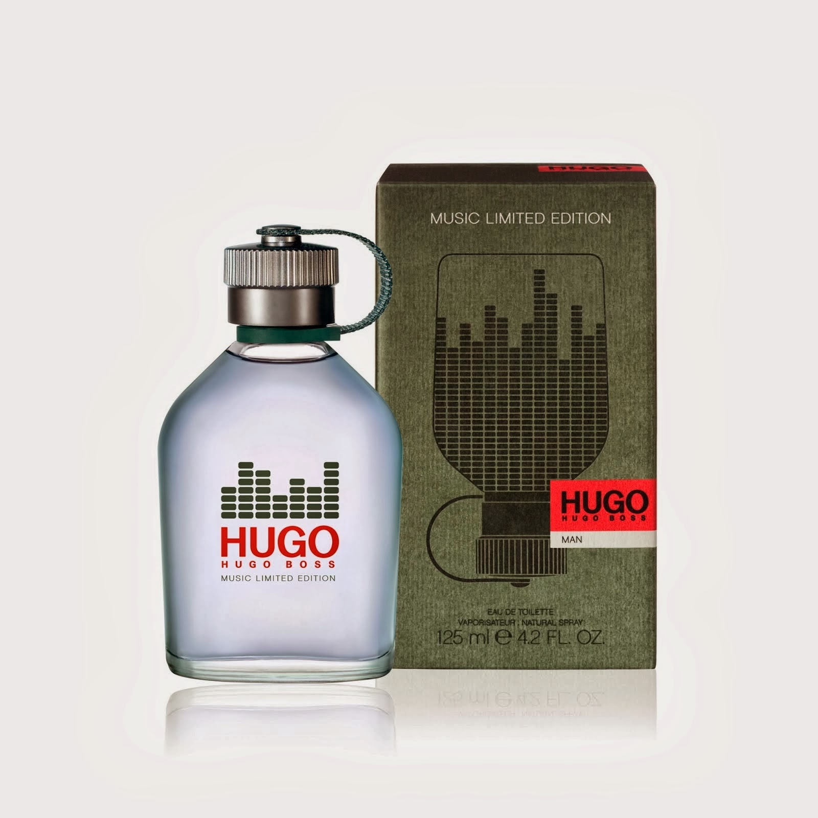 Hugo Boss Man Music Ltd Edition