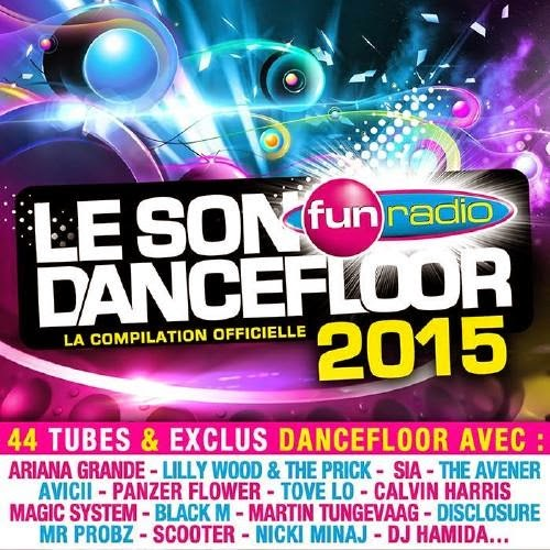 Baixar CD – Fun Radio: Le Son Dancefloor 2015