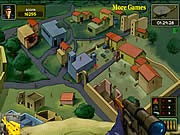 Tay súng biệt kích, game bắn súng online cực hay tại gamevui.biz