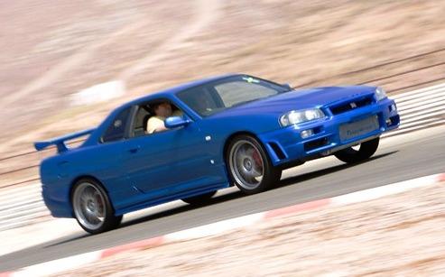 Nissan on Car High Performance  Nissan Skyline R34 Gt R