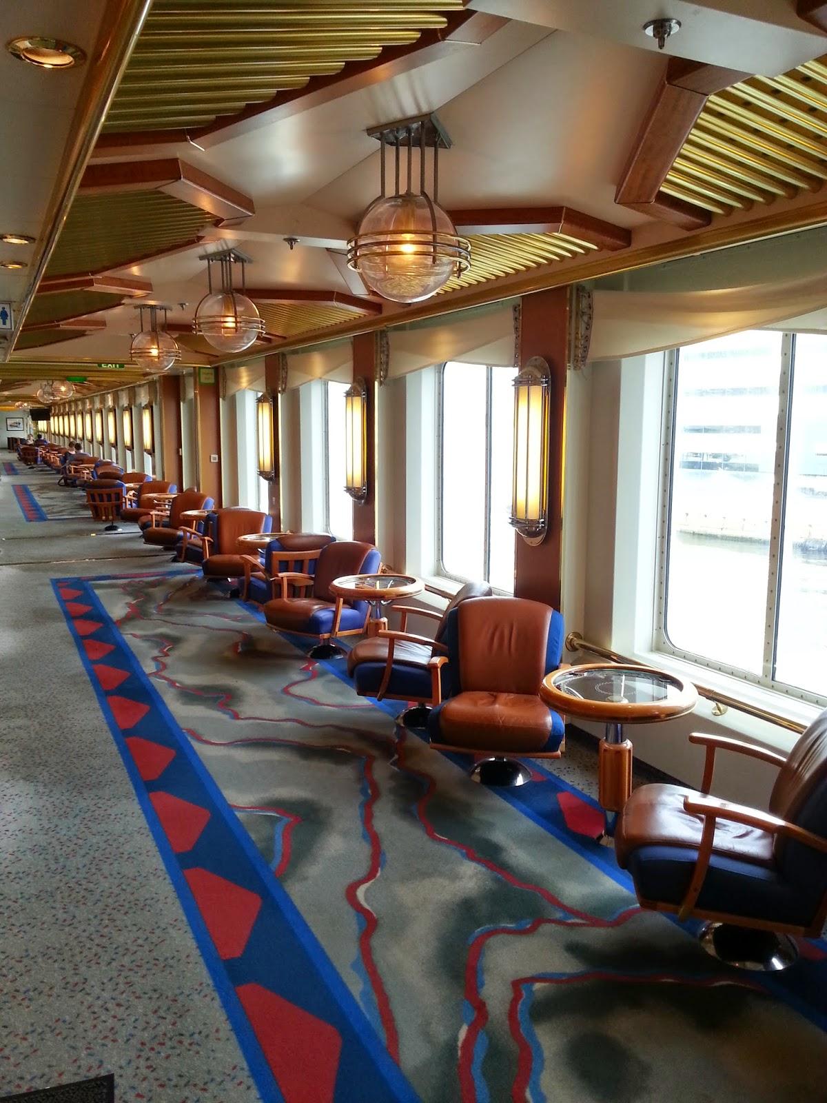 Hurtigruten MS Nordkapp - Arcade
