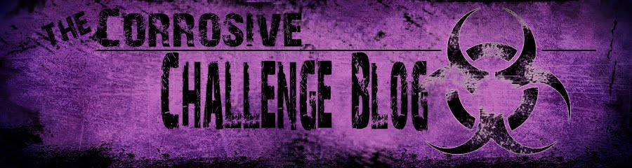 The Corrosive Challenge Blog!!