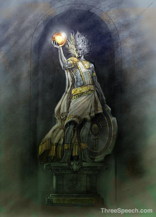 Portal dos Mitos: Faetonte