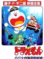 Doraemon Và Lâu Đài Dưới Đáy Biển
