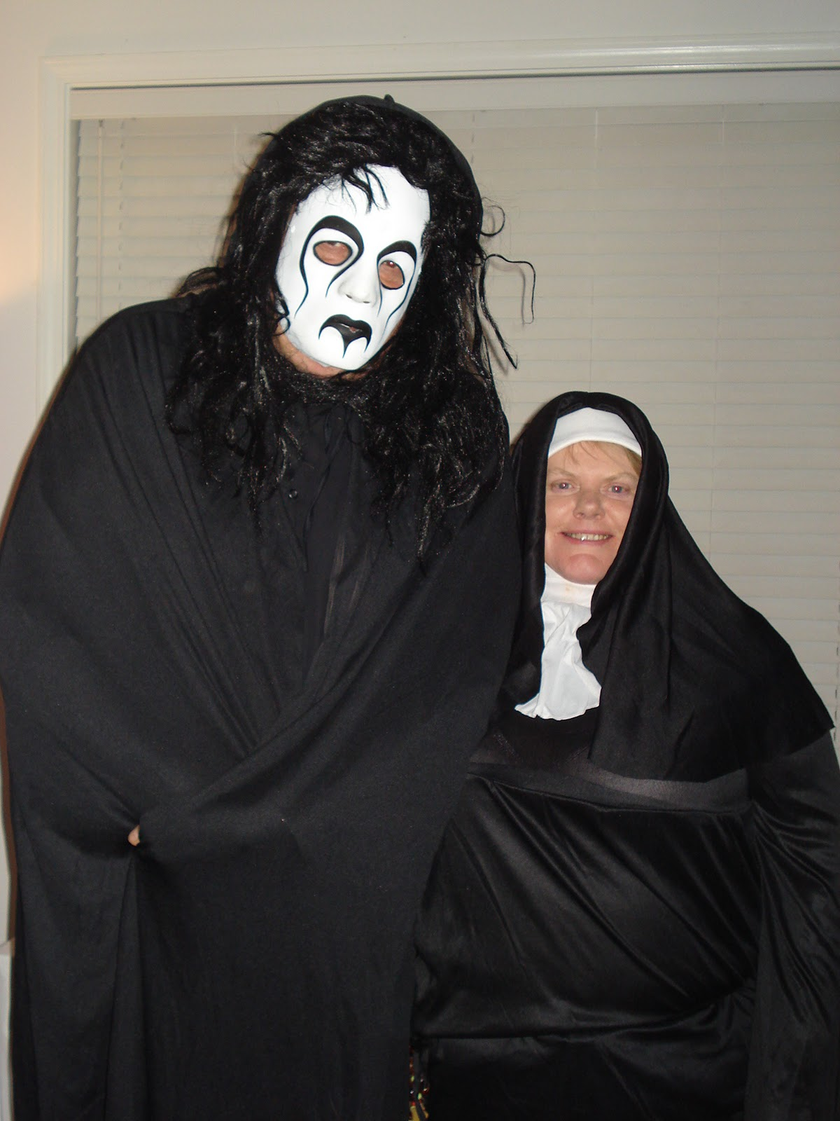 Heaven & Hell - Our Halloween Party   Entertaining Life Daily