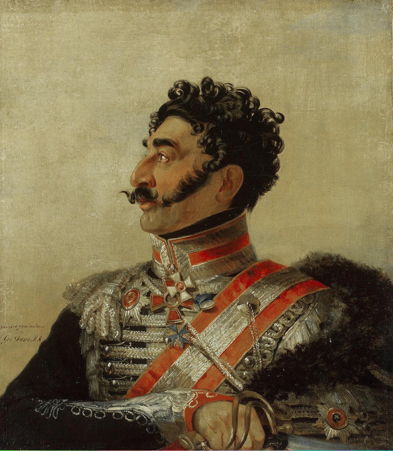 Валериан Григорьевич Мадатов