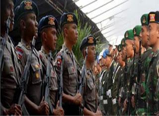 Tentara (TNI) menyerang Polisi di Ogan Komering Ulu (OKU) Sumatera Selatan (SumSel)