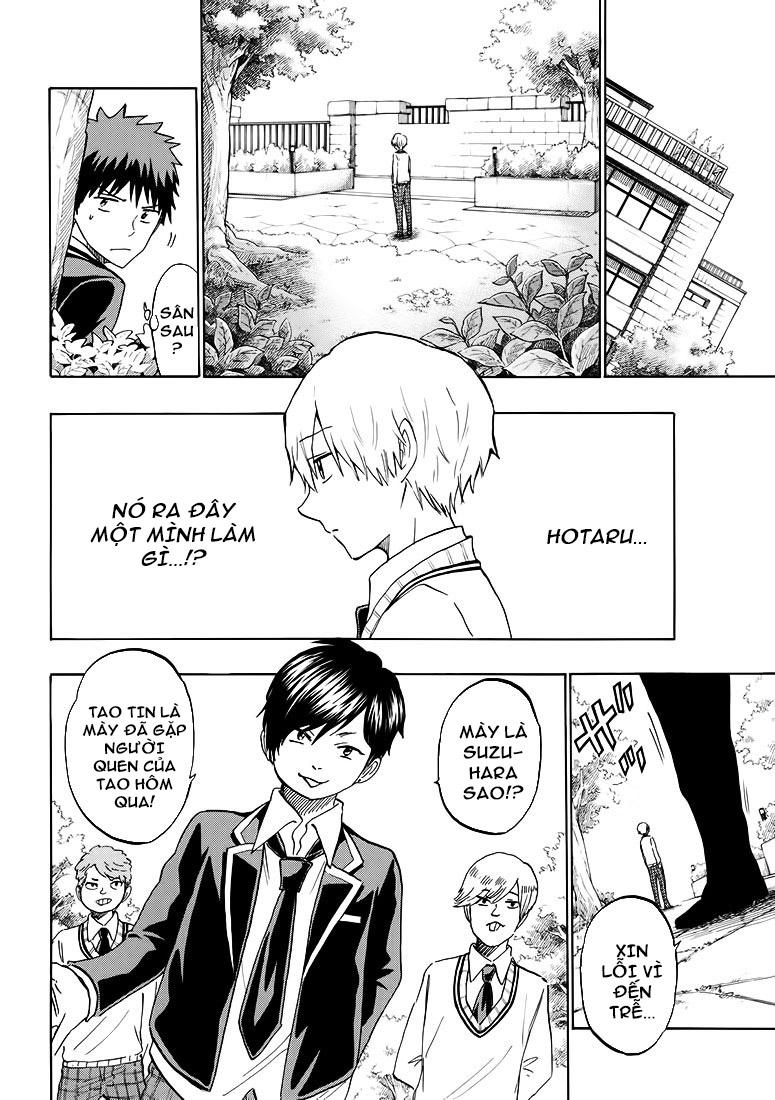 Yamada-kun to 7-nin no majo chap 189 Trang 15 - Mangak.info