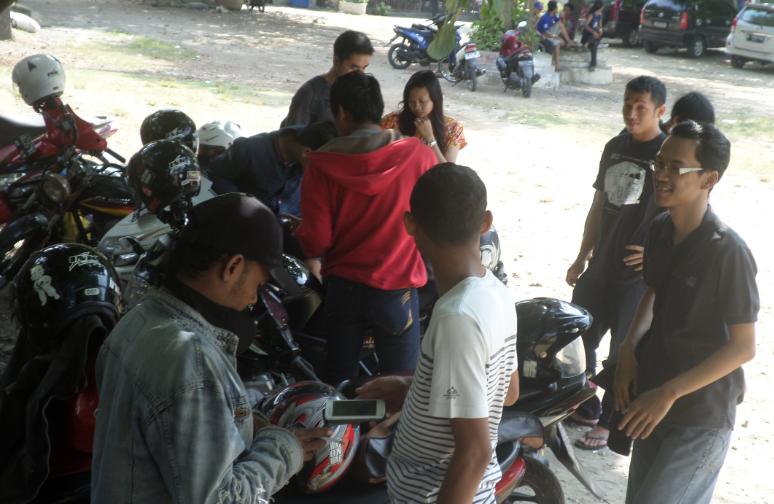 Berwisata ke Pantai Gesing Gunung Kidul Yogyakarta