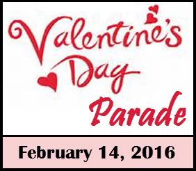 Valentines Parade