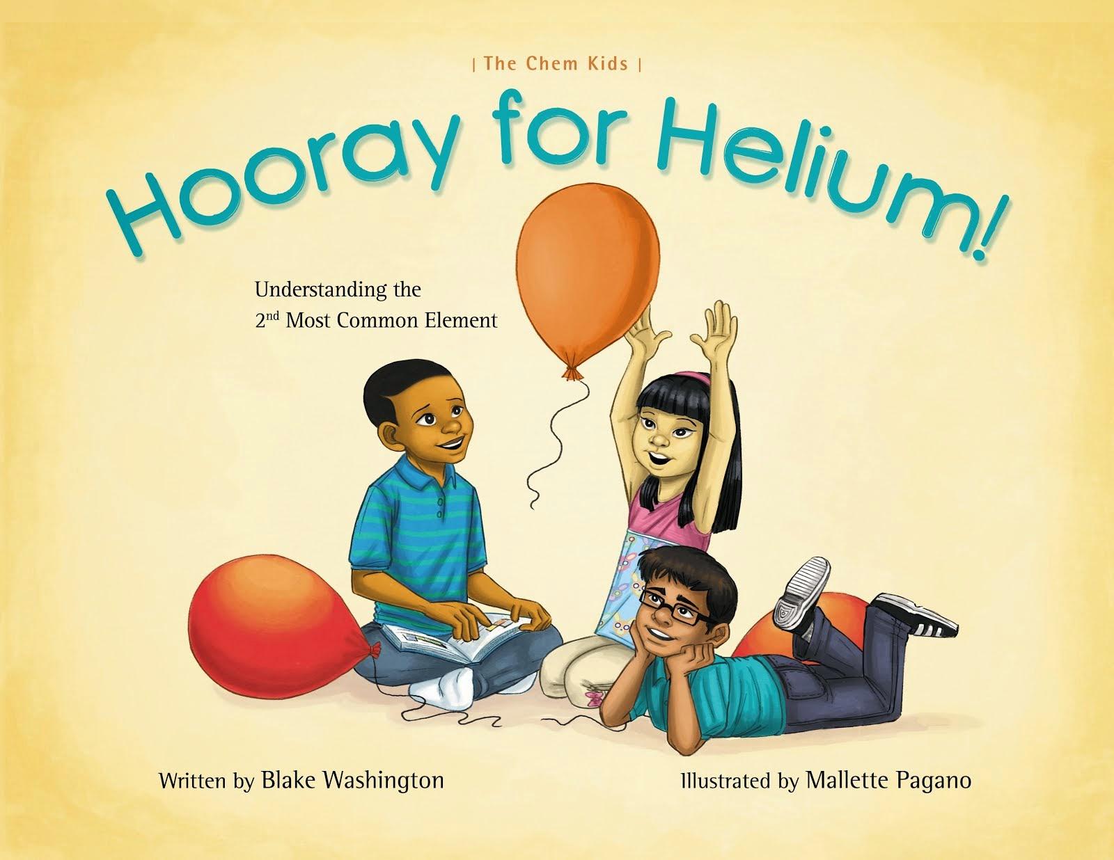Hooray for Helium!