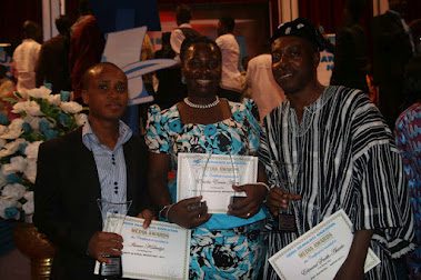 GJA 2012 Award Winners