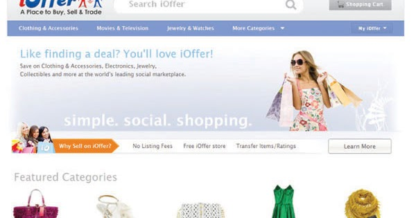 Purse Princess: iOffer Website Review