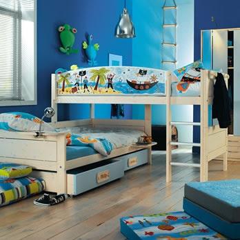 diseño marinero habitación