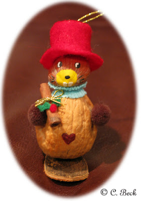 Nut critter ornaments 1