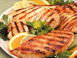 Weight Loss Recipes : Grilled Jalapeno Lime Chicken