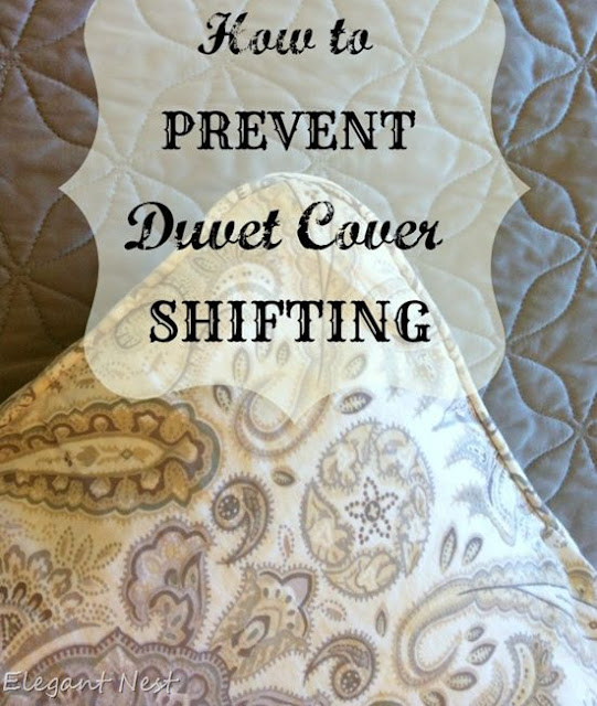 How to Prevent Your Duvet Cover from Slipping