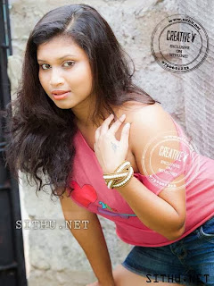 kavisha ayoshani hemasiri new hot shorts actress pics