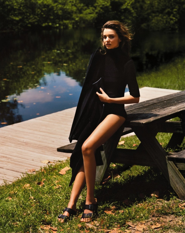 Miranda Kerr for Vogue UK Sept 2013