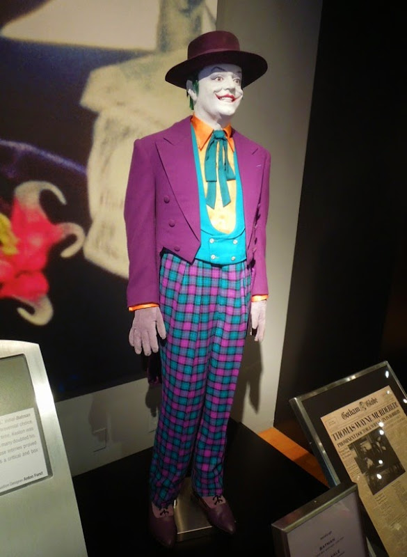 Jack Nicholson The Joker movie costume 1989 Batman
