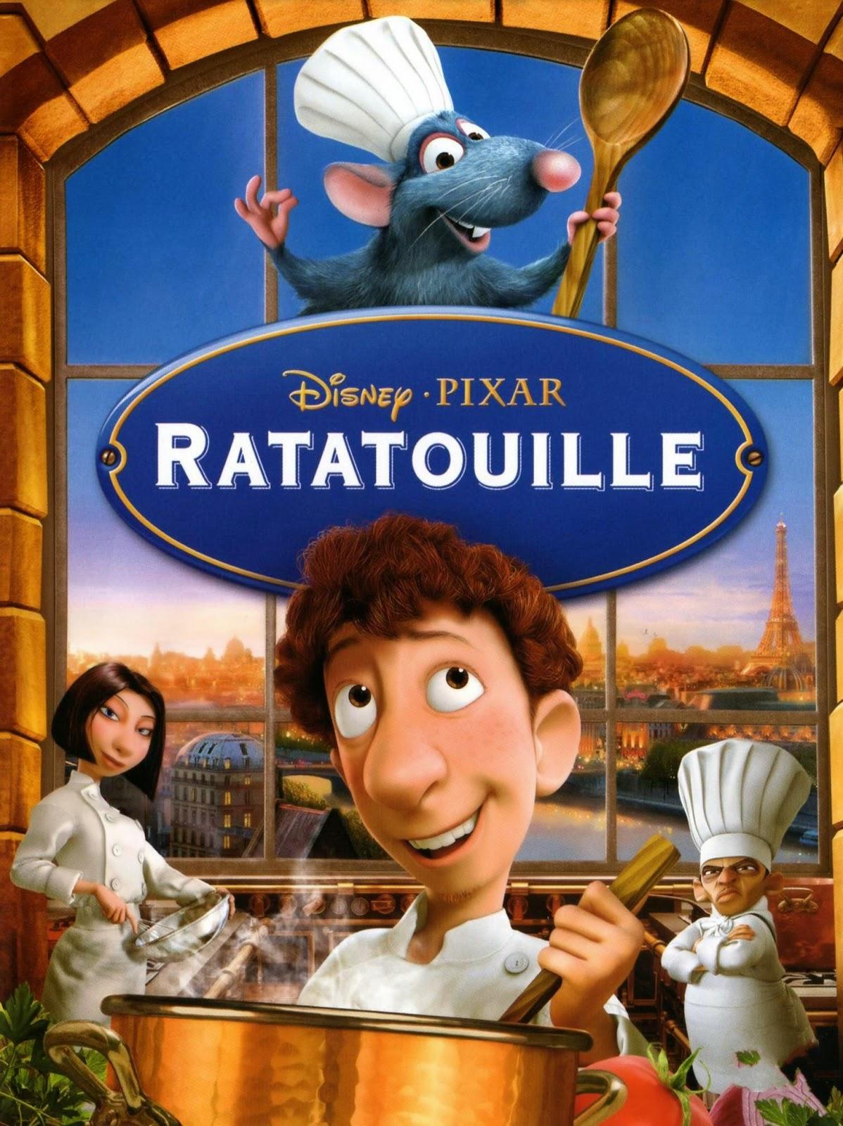 نتيجة بحث الصور عن ratatouille 2007
