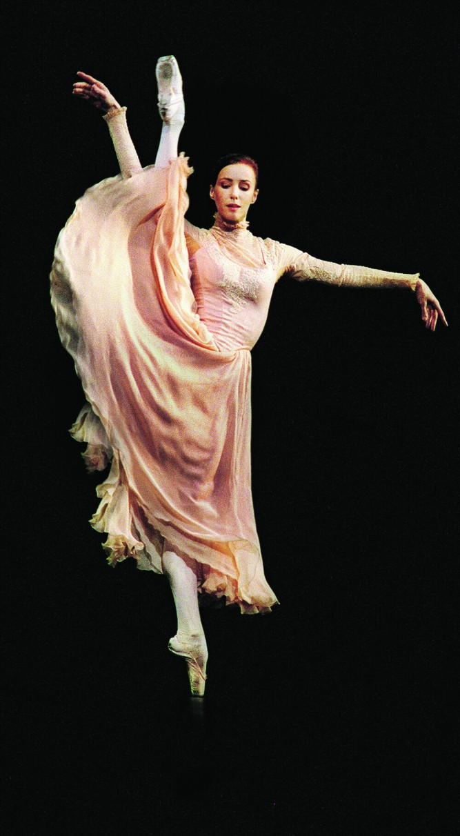 Beauty of the Ballet